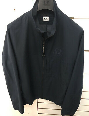 Cp Company Mens Jacket Navy Blue Size 52 Xl • 74.99£