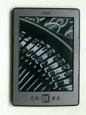 Amazon Kindle (4th Generation) 2GB, Wi-Fi, 6in, Screen New Condition. • 34.99£