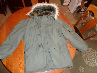 $ CDN178.35 • Buy Extreme Cold Weather Parka N-3B , US ARMY AIR FORCE Military Medium Excellent