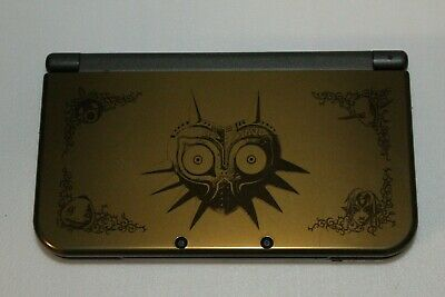 AU399.95 • Buy Nintendo New 3ds Xl Majoras Mask Limited Edition Console