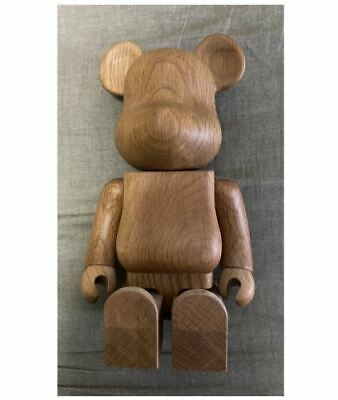 $6043 • Buy BE@RBRICK SOPH X Karimoku 400% Bearbrick Medicom Toy With Box Shipped From Japan