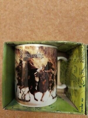 £6.50 • Buy The Lord Of The Rings Coffee Mug Tea Cup Boxed Ringwraith.