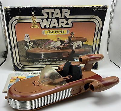 $ CDN151.85 • Buy Vintage Star Wars 1978 Land Speeder Vehicle W/ ORIGINAL BOX