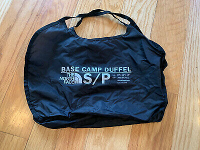 The North Face Base Camp Duffel Stuff Sack Carry Case *Small • 7.96£