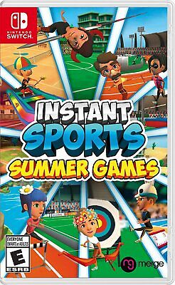 AU49 • Buy INSTANT Sports Summer Games Nintendo Switch Brand New Sealed