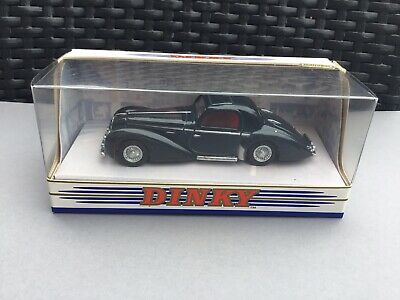 "Matchbox - "" Dinky Collection "" Delahaye 145 ( DY-14 ) BLACK • 7£"
