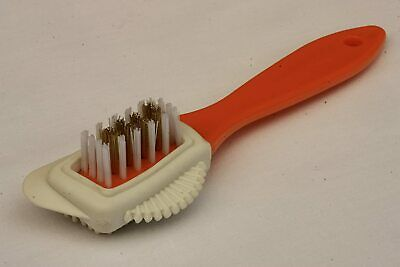 £4.75 • Buy 2side Suede Leather Nubuck Boot Shoes Cleaner Stain Household Cleaning Brush Kit