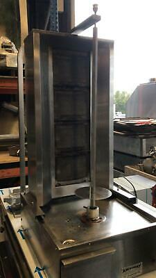 Archway Doner Sharwama Kebab Machine 4 Burner Natural Gas Original • 500£