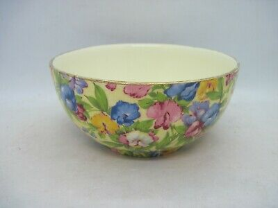 $ CDN22.99 • Buy Royal Winton Grimwades Sweet Pea Chintz Sugar Bowl