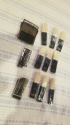 $11.45 • Buy Lot Of 12 New Mary Kay & Christian Dior Compact Cheek Blush Brushes Wrapped!