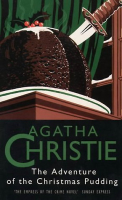 £2.73 • Buy The Adventure Of The Christmas Pudding (The Crime Club), Christie, Agatha, Good