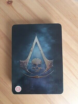 Assassins Creed Black Flag - Skull Edition - Ps3 • 14.99£