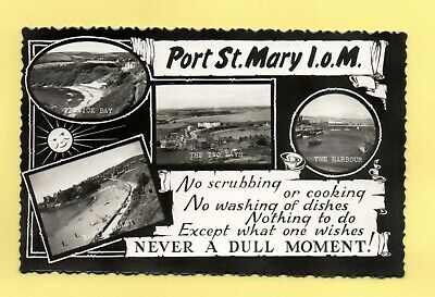 £1.55 • Buy +072015  PORT ST MARY  Isle Of Man  Multi View