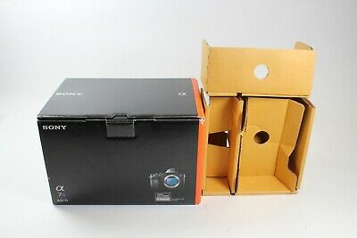 $ CDN30 • Buy Sony ILCE-7S Alpha A7S Full Frame Mirrorless Camera Body PACKAGING & BOX ONLY