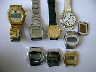 $ CDN80 • Buy  Watches Lot For Parts Or Restore As Is