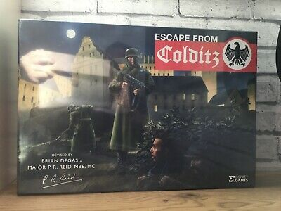 Escape From Colditz By Osprey Games Board Game • 49.99£