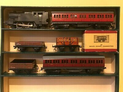 Trix TTR 3 Rail Cheap 6V Loco & Rolling Stock 100% Charity Payment • 24£