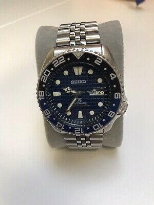 $ CDN382.39 • Buy SEIKO BATMAN DAY-DATE Blue 7S26-0020 SKX007K2 AUTOMATIC