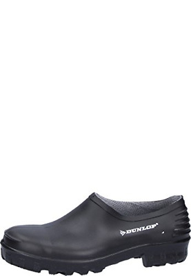Dunlop Protective Footwear Dunlop MonoColour Wellie Shoe, Safety Clogs Unisex 10 • 17.88£