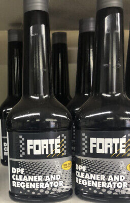 FORTE DPF Cleaner And Regenerator - 400ml • 12.99£