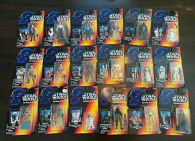 $ CDN37.95 • Buy STAR WARS The Power Of The Force Kenner Action Figure - LOT Of 18 - Vintage 1994