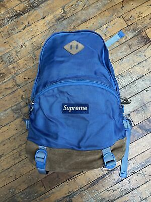 $ CDN126.31 • Buy Supreme 2006 Blue Backpack North Face Porter The Bag Pack