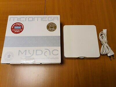 Micromega MyDAC Digital To Analogue Converter • 129£