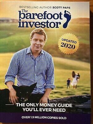 AU13.50 • Buy The Barefoot Investor 2020 Updated By Scott Pape