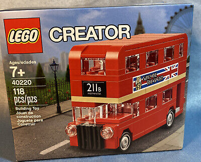 $ CDN25.51 • Buy Lego Creator 40220 London Double Decker Bus New In Box