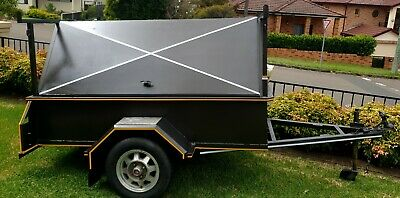 AU1999.99 • Buy Enclosed Trailer 7X4 Tradie Or Camping With 1 Year Rego