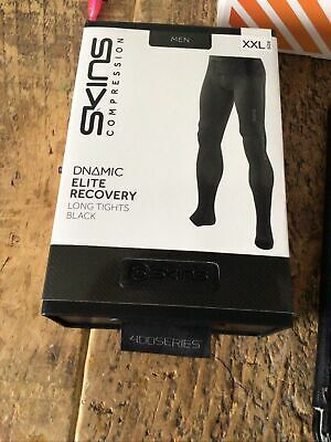Skins Compression Dnamic Elite Recovery Long Tights . XXL Bnib Bnwt  • 37£