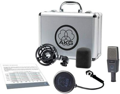 £665.08 • Buy AKG C414XLS Reference Multipattern Condenser Microphone
