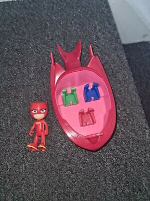 Pj Mask Owlette Figure And Vehicle  • 4.99£