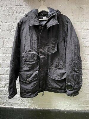 CP COMPANY Mille Miglia Nylon B Watchviewer Google Jacket • 125£