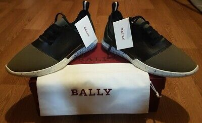 Mens Bally Avro Shoes Size 8  • 145£