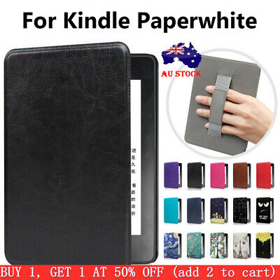 AU15.19 • Buy Smart Magnetic Case Cover For Kindle Paperwhite 1/2/3/4 10th Gen 2018 10th ~
