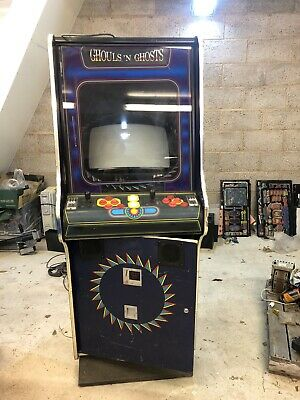 Arcade Zaccaria Jamma  Coin Operated Video  Machine Please Read Description • 275£