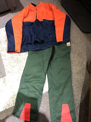 Chainsaw Safety Trousers & Jacket  • 100£