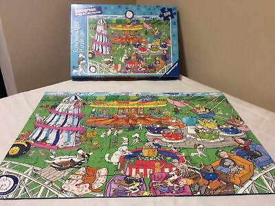 100 Piece Puzzle Battersea Dogs And Cats Home Ravensburger Checked Complete • 4.99£