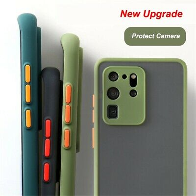 AU11.95 • Buy For Samsung S8/9/10/S20/N20/Fe Ultra Shockproof Heavy Duty Lens Full Cover Case