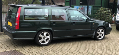 Rare 1998 Volvo V70 2.3 T5 High Pressure Turbo HPT Manual 264K And AWESOME 241hp • 3,250£