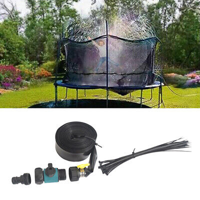AU18.83 • Buy Trampoline Sprinklers For Kids Trampoline Spray Waterpark Fun Summer Water Toys