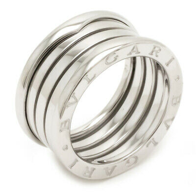 AU2624.65 • Buy Jewelry Finished Bvlgari B.Zero1 B-Zero1 Be Zero One 4-Band Ring No. 16