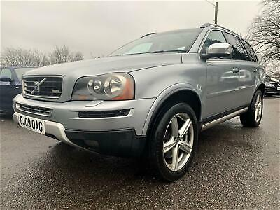 2009 Volvo XC90 2.4 D5 R-Design Geartronic AWD 5dr 7 SEATER + AUTO + SAT NAV • 4,995£