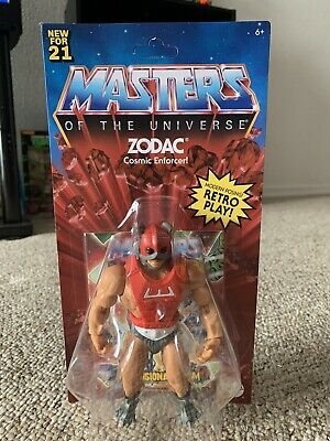 $24.99 • Buy ZODAK Masters Of The Universe ORIGINS Wave 3 MOTU - IN HAND UNPUNCHED!!