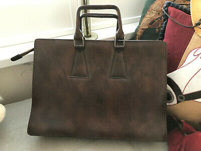 Ladies Briefcase Style Bag. Brown. New • 4.70£