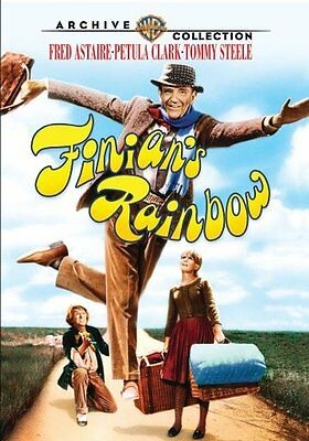 Finians Rainbow DVD (1968) - Fred Astaire, Petula Clark, Francis Ford Coppola • 22.66£