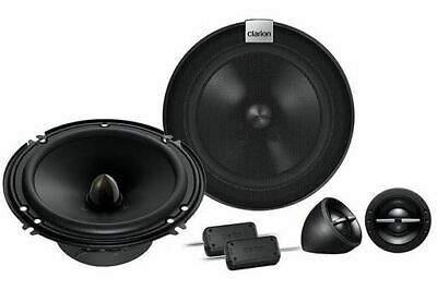 AU90 • Buy Clarion SH1624S  6  2 Way Component Car Stereo Audio Speakers With Tweeters 400W