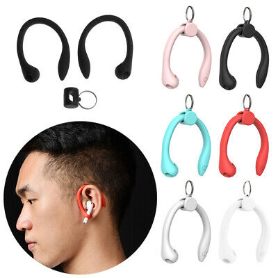 AU10.11 • Buy Anti-lost Ear Hook Eartips Secure Fit Hook Silicone For Apple AirPods 1 2 Pro AU