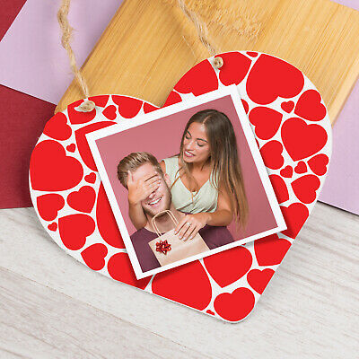 AU7.36 • Buy Photo Valentines Day Gifts Hanging Sign Anniversary Gift For Him Gift For Her